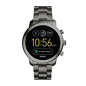 fossil herren smartwatch 3 generation ftw4001 amazon. Black Bedroom Furniture Sets. Home Design Ideas