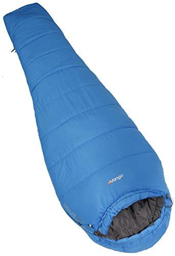 Vango Unisex Treklite Lightweight Sleeping Bag, Imperial Blue