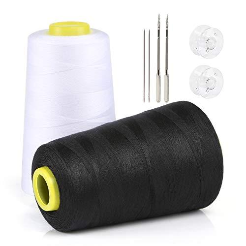 da 5pezzi Aghi per macchina da cucire Singer 2020 per tessuti cotone n°80 conf