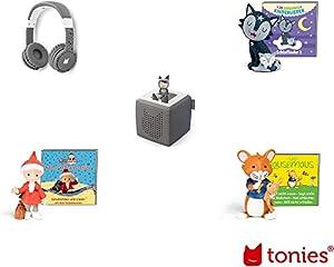 tonies BXAN-LSAN-T3.1 - Juego de Figuras de Madera, Multicolor