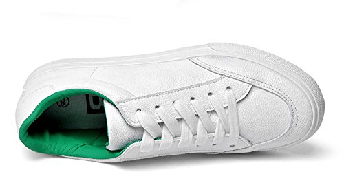 XTIAN - Low-top Donna bianco verde