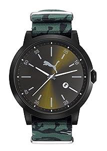 Puma - Reloj de cuarzo para hombres de Puma Time