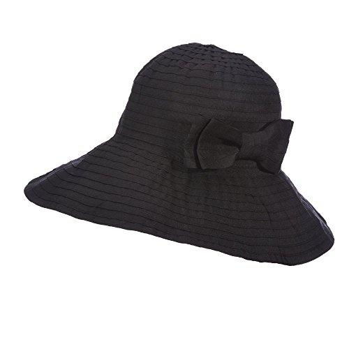 uv-oprolbare-hat-for-women-from-scala-black
