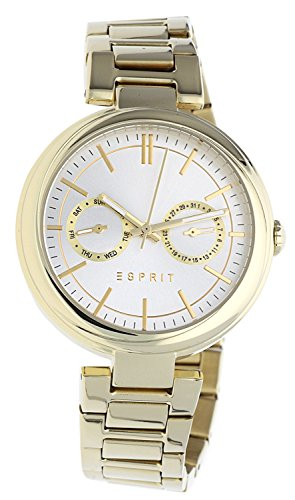 Esprit Womens Analogue Quartz Watch with Stainless Steel Strap ES109512004