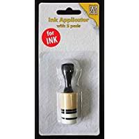 Nellie Snellen IAP005 Mini ink applicator with 2 pads