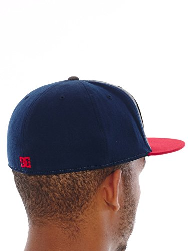 DC Shoes Herren Hat Ya Heard M BLK Blau