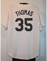 Maillot Trikot Jersey Mlb Baseball Toronto Blue Jays Frank Thomas XL