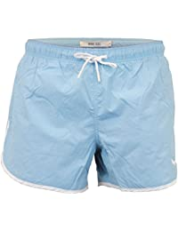 Mens Brave Soul Linford Swim Shorts Runner Style Beach Holiday Surf Bord Trunks