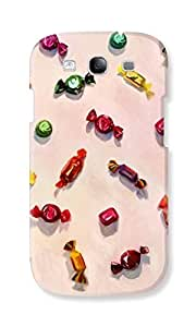 EYP Toffee Pattern Back Cover Case for Samsung Galaxy S3 Neo GT-I9301