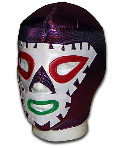 Saeta Azteca Aztec Pfeil mexikanischen Wrestlers Erwachsene Mexican Wrestling Maske