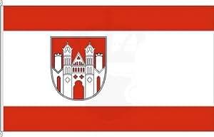Bannerflagge Höxter - 150 x 500cm - Flagge und Banner