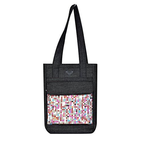 BigBen Roxy Shopping-Tasche Spots Schwarz Universal bis 10