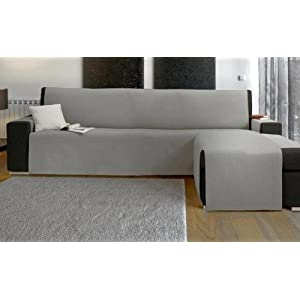 sofahusse ecksofa mit ottomane links deine. Black Bedroom Furniture Sets. Home Design Ideas