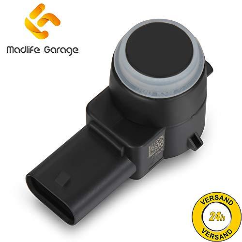 Madlife Garage 2215420417 Parksensor PDC Sensor Einparkhilfe Hinten Ultraschallsensor C-Klasse W203 W204 T-Model S203 S204 E-Klasse W211 W212 M-Klasse W166