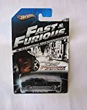 Hot Wheels - Modellauto 2013 Fast and Furious Exklusiv 1967er Ford Mustang 4/8 Gußeisen Maßstab 1:64