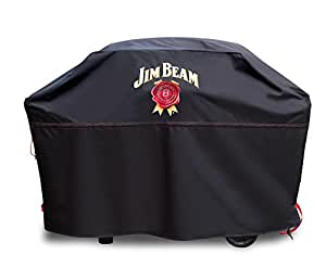 jim beam premium grillabdeckung v2 0 s m jb0303 k che haushalt. Black Bedroom Furniture Sets. Home Design Ideas