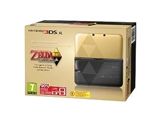 Nintendo 3DS - Consola XL (Edición Especial Limitada Zelda) + Zelda: Link Between Worlds (Código Descarga) (B00G22TBL4) | Amazon price tracker / tracking, Amazon price history charts, Amazon price watches, Amazon price drop alerts