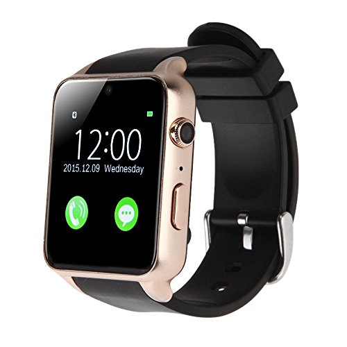 Smart Watch With Heart Rate Monitor,Bluetooth Smartwatches Supports SIM Card Works With...