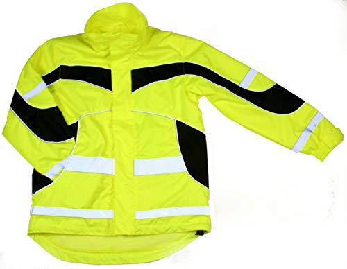 Equisafety Lightweight Aspey Jacket - Chaqueta de hípica para Hombre, Color Amarillo