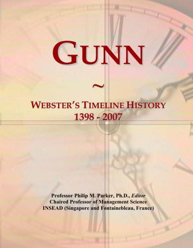 gunn-websters-timeline-history-1398-2007