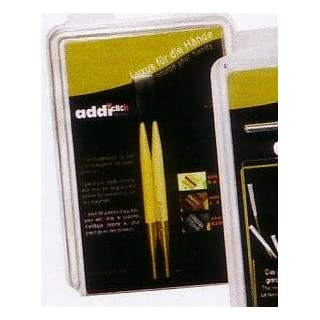 Addi Click Needle Tips Bamboo 4mm
