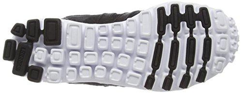 Reebok Realflex RS 2.0 Boy's Croix formateurs-noir/blanc-Taille Multicolore - Noir/Blanc