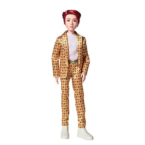 Mattel GKC87 BTS Idol Jungkook Puppe, K-Pop Merch Spielzeug zum Sammeln