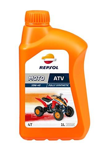 Olio Motore Repsol Moto ATV 4T 10W40 - 1 lt