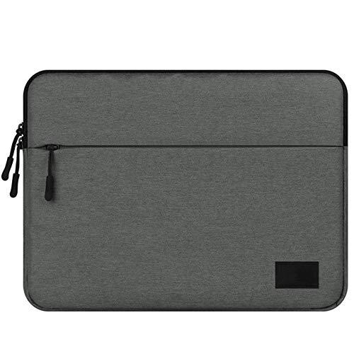 Meilandeng Laptop-Tasche Multifunktionsgewebe wasserdichte Aktentasche Schulter Messenger Bag Laptoptasche Business Computer Tasche 13.11.15 Zoll Laptop-Tasche -