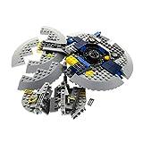 Bausteine gebraucht 1 x Lego System Set Modell für Nr. 7678 Star Wars Episode 3 Droid Gunship Droiden Kanonenboot Incomplete unvollständig