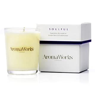 AromaWorks Candle Soulful 10 cl