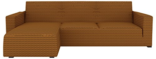 Eiffel Textile Le Havre Chaise Longue Schutzhülle Sofa Langen Arm Links 280 x 195 x 2 cm Elfenbein -