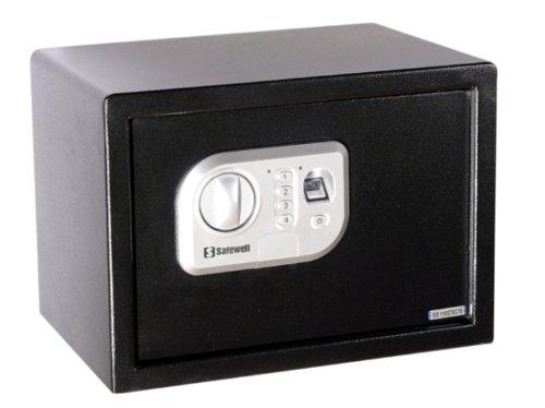 Get Safewell SW-25FPN Biometric Fingerprint Security Safe on Line