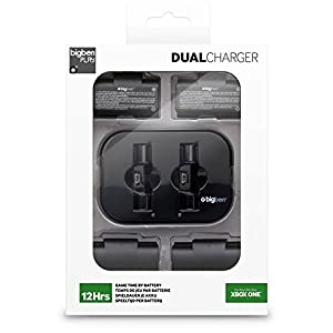 BigBen Interactive Dual Charger – Wireless Game Control für Xbox One