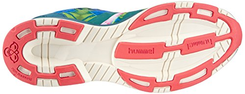 Hummel Speedstar, Scarpe Fitness Donna Blu (Blau (Ocean Depths 8240))