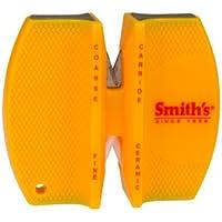 Smith's 2de step Knife Sharpener afilador (Naranja, 09esccks