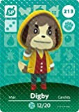 Nintendo Animal Crossing Happy Home Designer Amiibo Card - 213 by