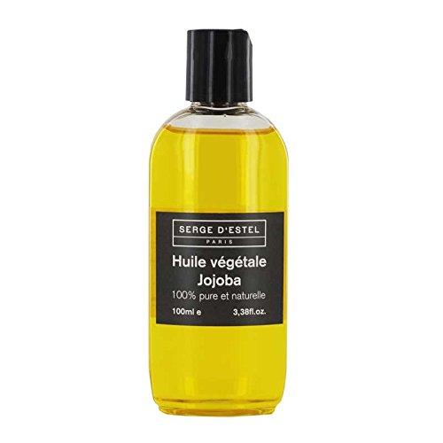 Huile de Jojoba 250ml. Huile de soin 100% Pure. Peaux Matures, Cheveux Cassants. Anti-Rides, Brillance, Protection, Réparant.
