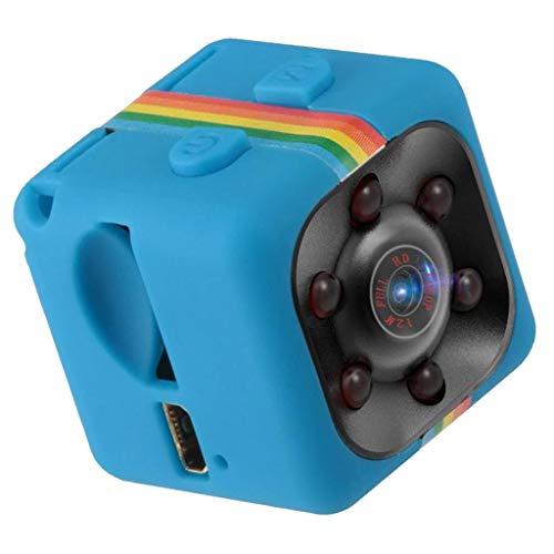 H HILABEE SQ11 Mini Kamera 1080P Camcorder
