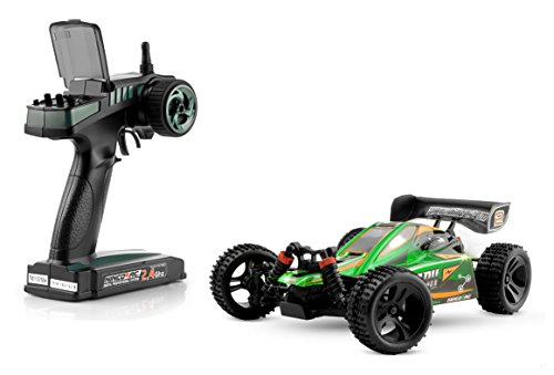 Ninco4RC - Spark Buggy XB16 2.4 GHz RTR 1:16,...