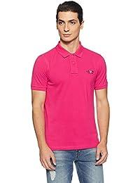U.S. Polo Assn. Men's Solid Regular Fit Cotton Polo