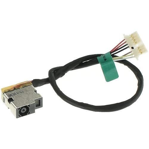 HP DC Jack Cable p/n: 799749-T17 Power Socket Drahtverbinder - Hp Dc Jack