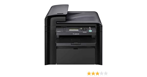 DRIVERS UPDATE: CANON I-SENSYS MF4410 MF PRINTER