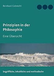 Prinzipien in der Philosophie: Eine Übersicht