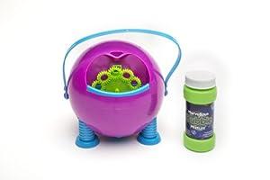 Bubble Blower - Juguete automático para Hacer pompas de jabón (Funtime Gifts) Importado de Inglaterra