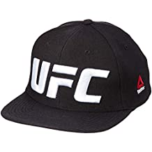 c21f223df0775 Reebok UFC Flat Peak Cap Gorra