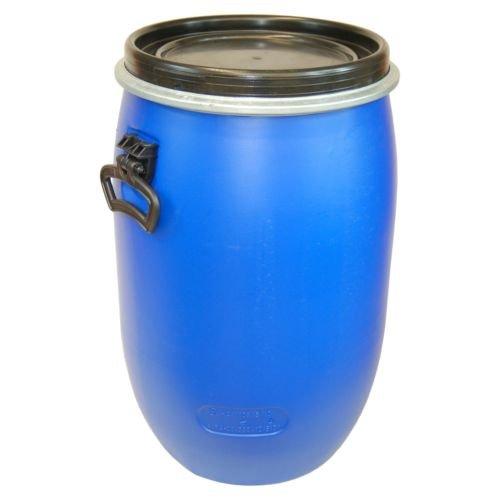 fut-baril-polietylene-ouverture-totale-60-l-bleu-qualite-alimentaire-avec-couvercle-22095