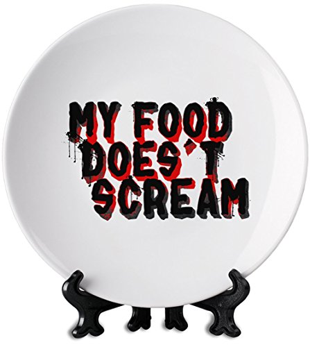 my-food-doesnt-scream-white-plate-premium-ceramics-personalized-dish-print-on-your-plate-for-truly-u