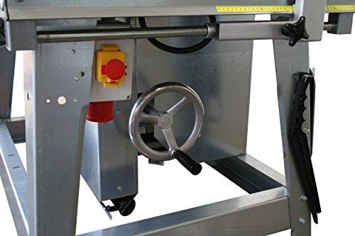 ATIKA Baukreissäge Tischkreissäge Kreissäge BTH 450 5000W 400V montiert **NEU/2.WAHL** - 2