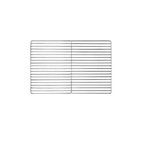 44 x 30 cm Grillrost Edelstahl Rost Rechteckig Grillrost Universal Grillrost BBQ Ersatzgrill